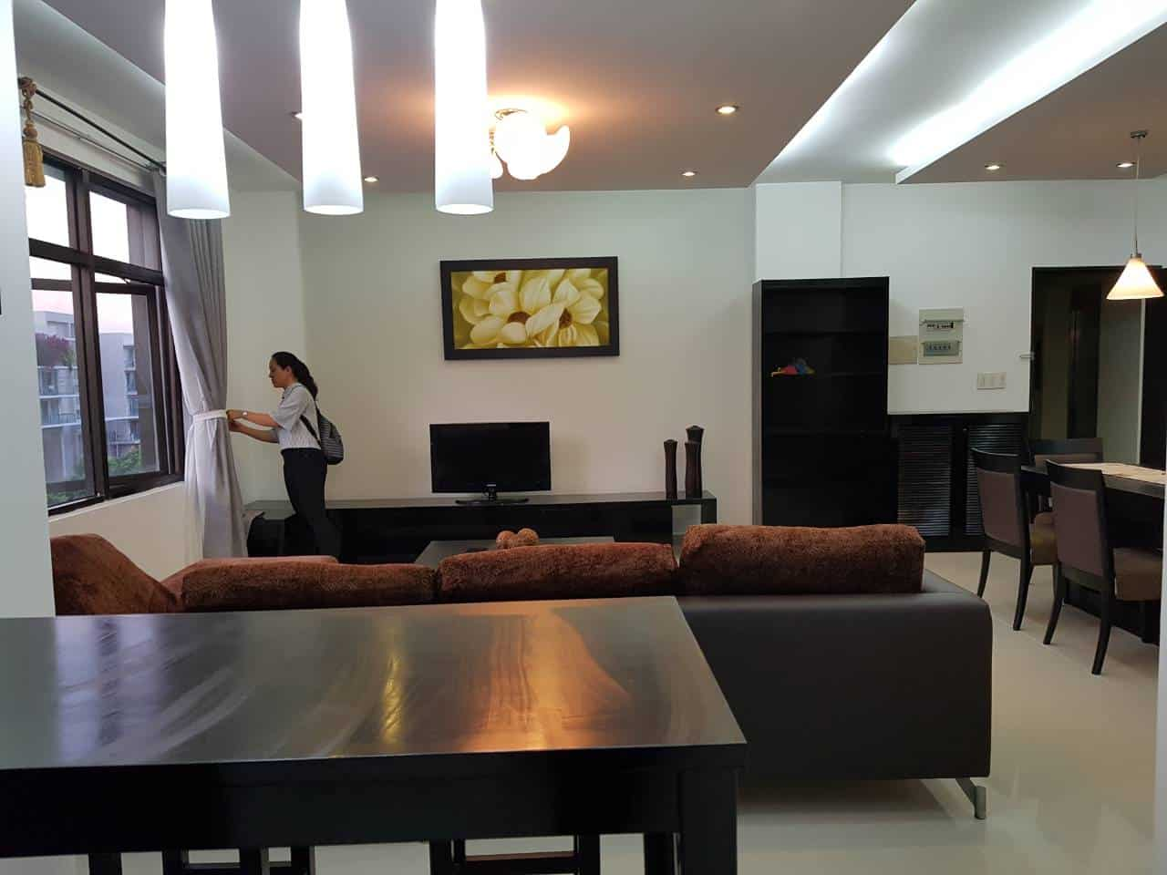 PANORAMA APARTMENT DISTRICT 7 FOR RENT